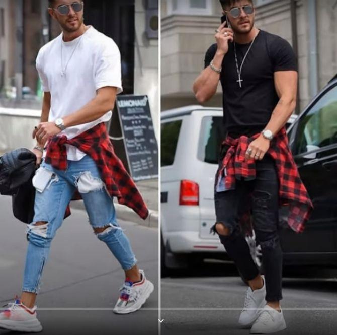 Тенденції чоловічої моди: футболки літо 2020-2021 10