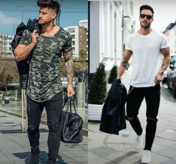 Тенденції чоловічої моди: футболки літо 2020-2021 11