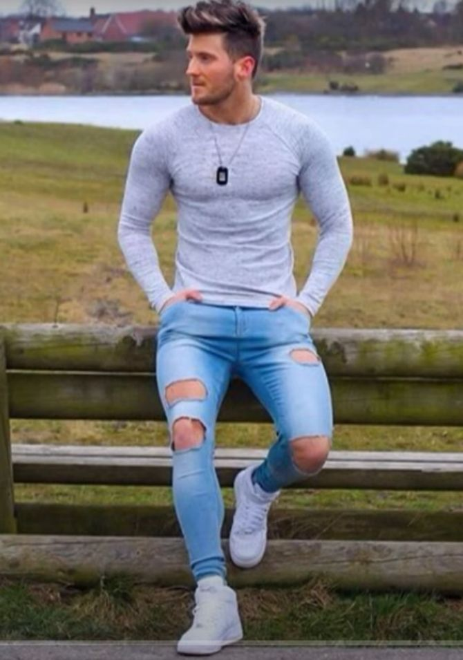 Тенденції чоловічої моди: футболки літо 2020-2021 12
