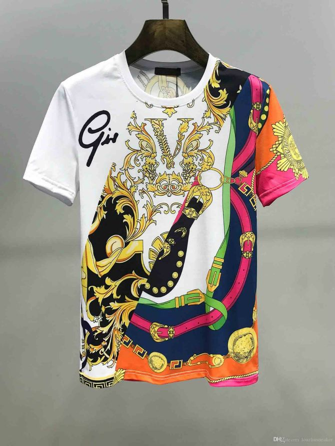 Тенденції чоловічої моди: футболки літо 2020-2021 16