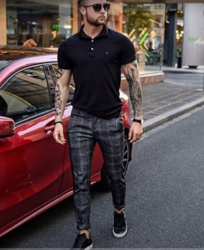 Тенденції чоловічої моди: футболки літо 2020-2021 18