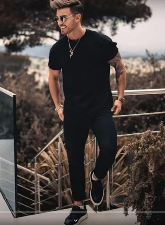 Тенденції чоловічої моди: футболки літо 2020-2021 19