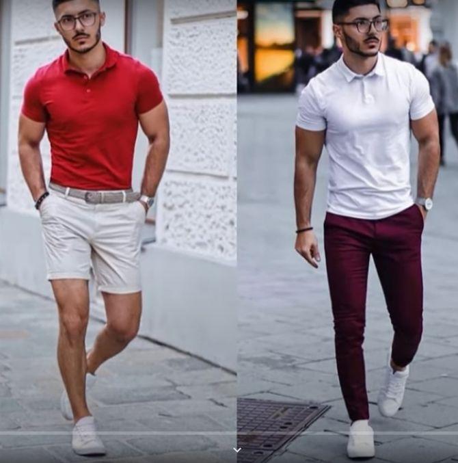 Тенденції чоловічої моди: футболки літо 2020-2021 22