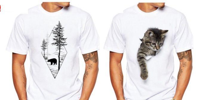 Тенденції чоловічої моди: футболки літо 2020-2021 25