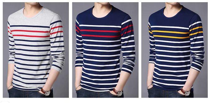 Тенденції чоловічої моди: футболки літо 2020-2021 27