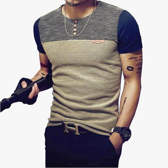 Тенденції чоловічої моди: футболки літо 2020-2021 2