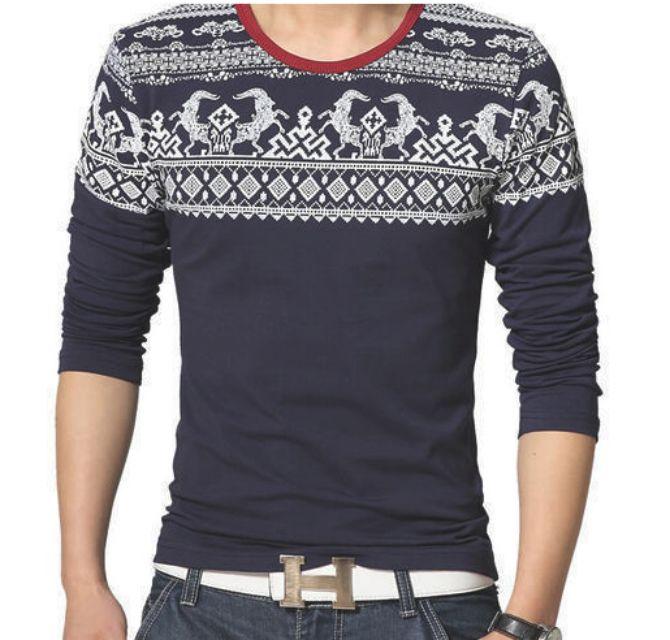 Тенденції чоловічої моди: футболки літо 2020-2021 30