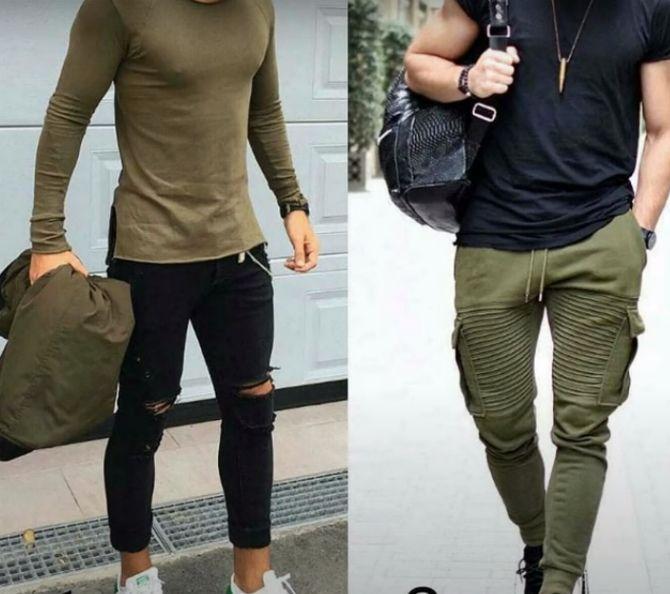 Тенденции мужской моды: футболки лето 2021-2022 3