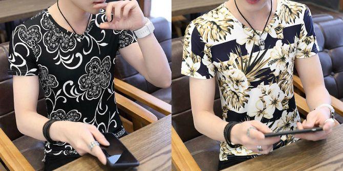Тенденції чоловічої моди: футболки літо 2020-2021 8