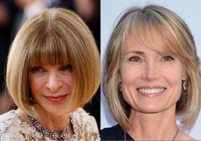 модные женские стрижки волос 2020