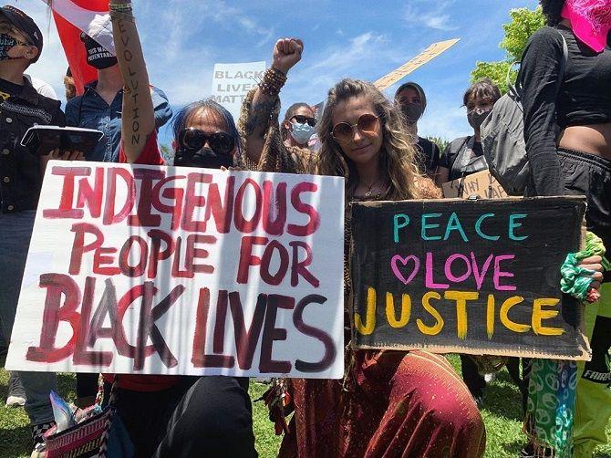 #BlackLivesMatter – звезды, которые выступили против расизма и поддержали протесты в США 3