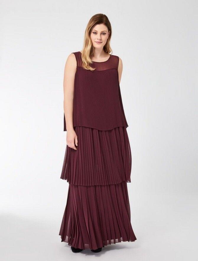 Модные летние платья на полных: тенденции 2020-2021 года 17