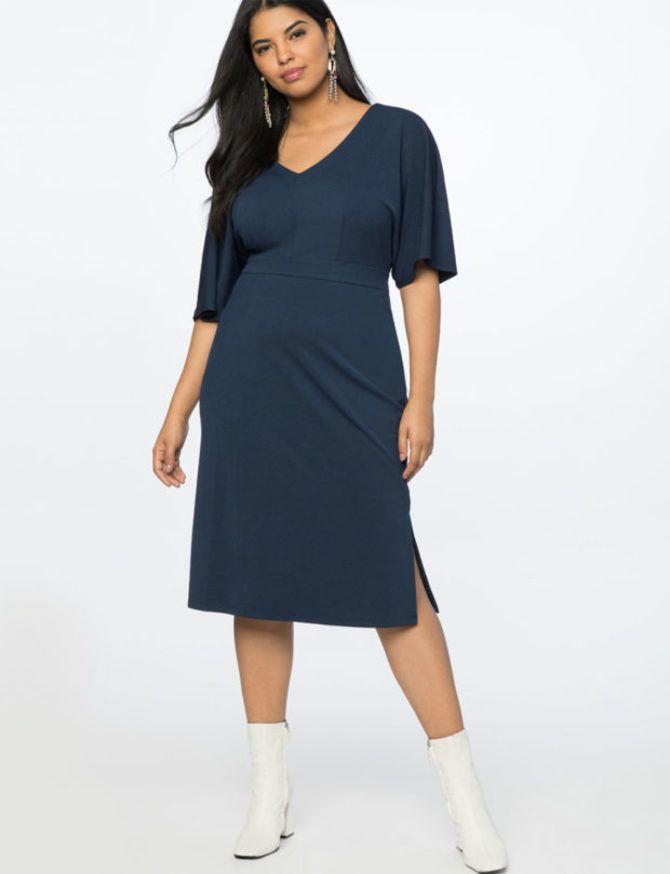 Модные летние платья на полных: тенденции 2020-2021 года 10