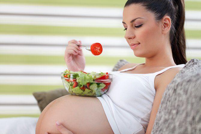 Долой растяжки во время беременности 9
