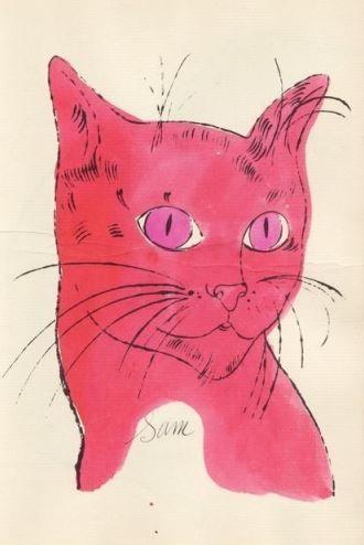 8 знаменитих художників, натхнених котами 22