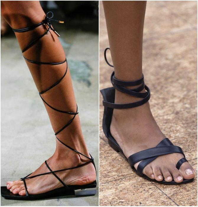 6 моделей сандалій, які прикрасять ваше літо 2020 3