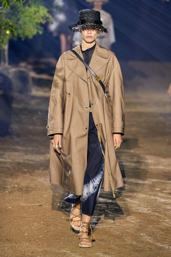 коллекция 2020 года Christian Dior