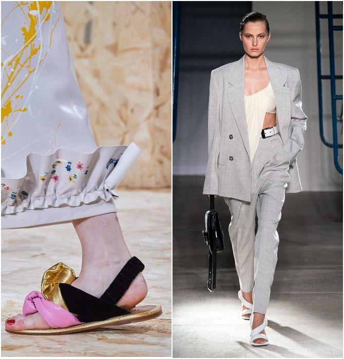 6 моделей сандалій, які прикрасять ваше літо 2020 6