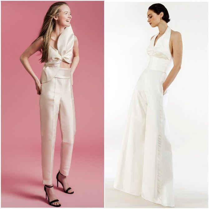 Свадебные костюмы 2021