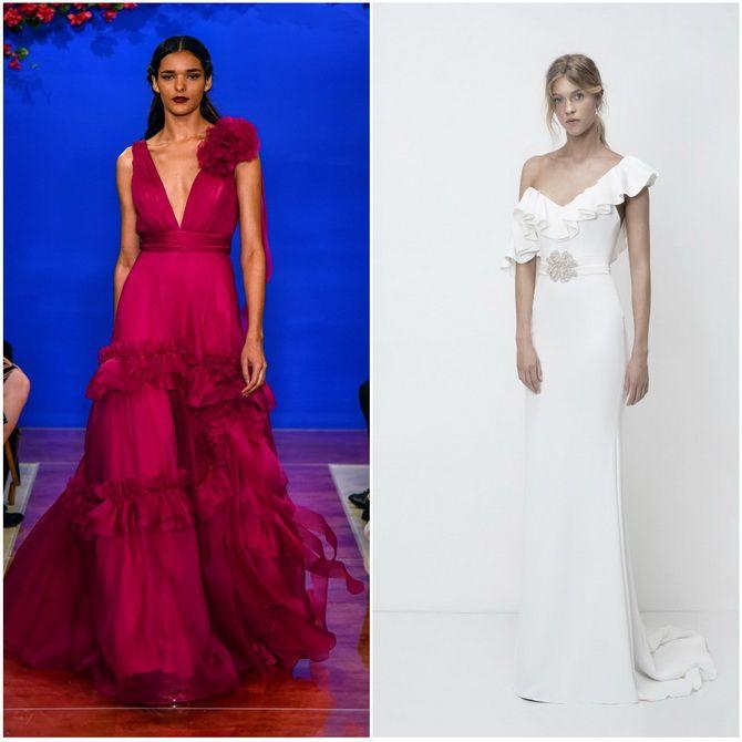 красивые свадебные платья 2020-2021