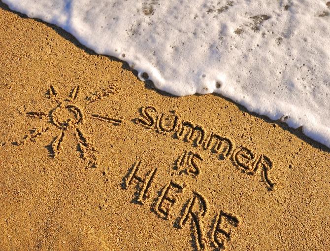 привітання з початком літа