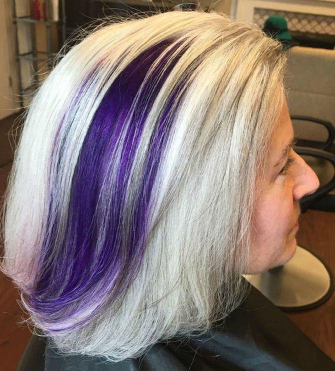 яркий цвет волос в домашних условиях