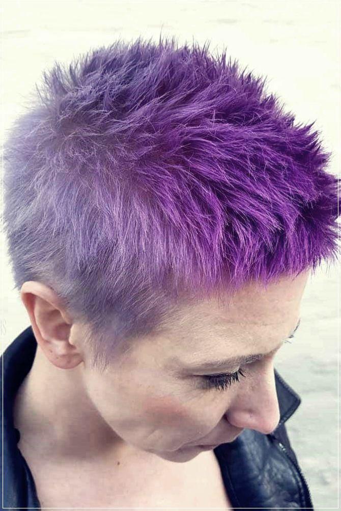 покраска волос яркими цветами
