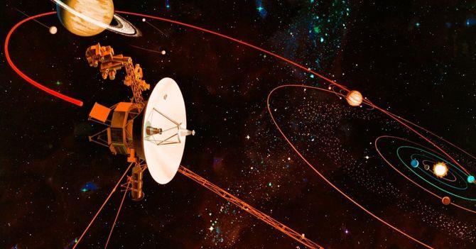 зонд Вояджер