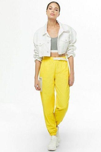 Літні штани на резинці: зручний і трендовий одяг в сезоні 2021-2022 33