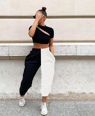 Літні штани на резинці: зручний і трендовий одяг в сезоні 2021-2022 37