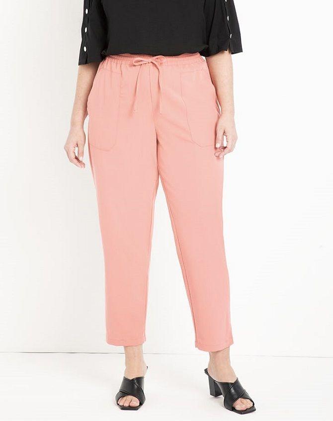Літні штани на резинці: зручний і трендовий одяг в сезоні 2021-2022 14