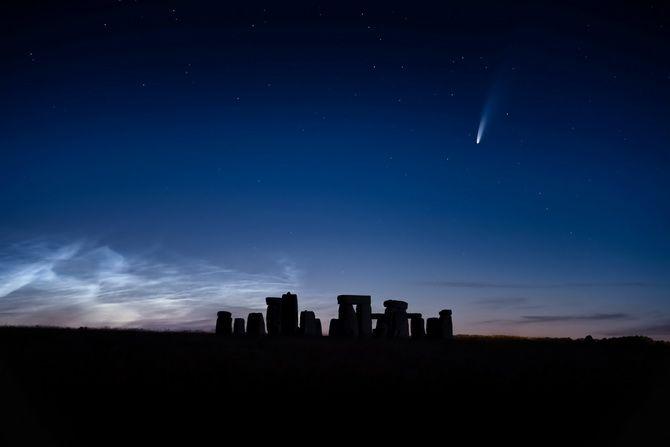 Комета в июле 2020: где и когда посмотреть волшебное небесное явление 12