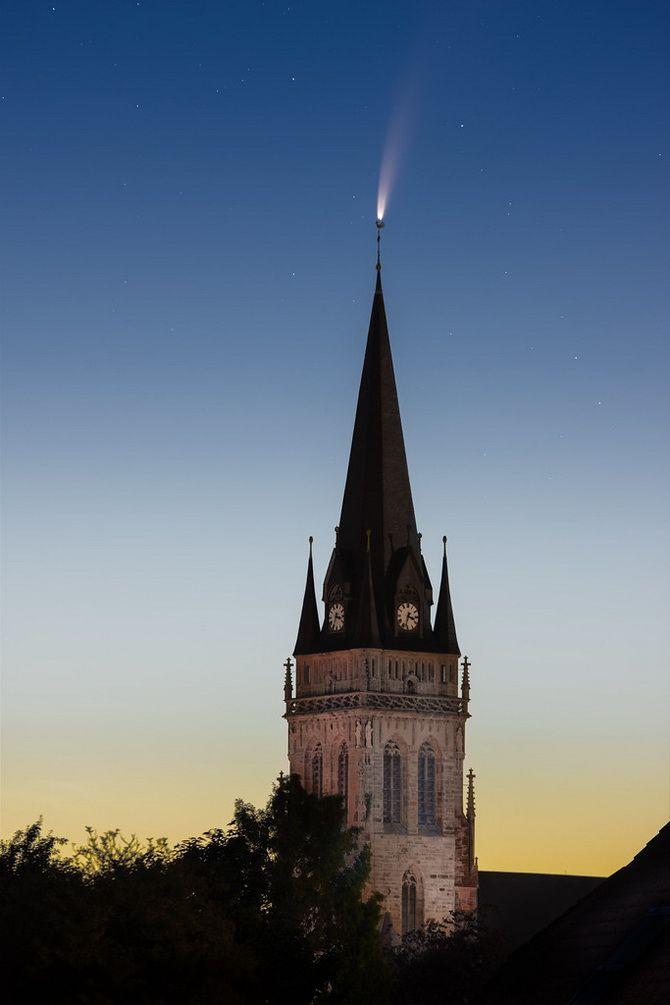 Комета в июле 2020: где и когда посмотреть волшебное небесное явление 13