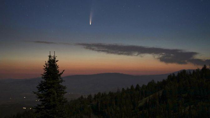 Комета в июле 2020: где и когда посмотреть волшебное небесное явление 14