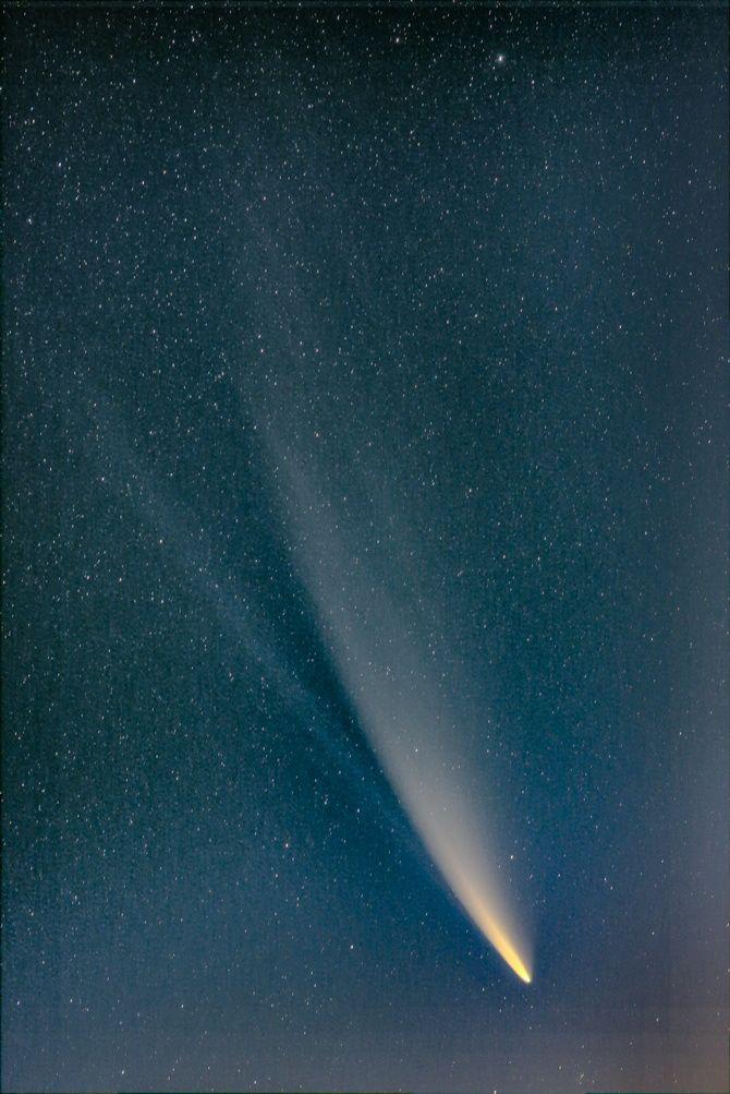 Комета в июле 2020: где и когда посмотреть волшебное небесное явление 3