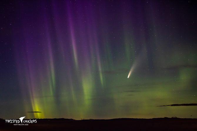 Комета в июле 2020: где и когда посмотреть волшебное небесное явление 4