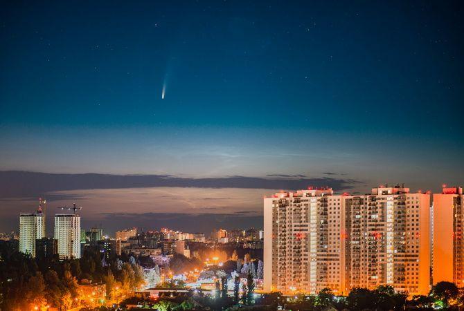 Комета в июле 2020: где и когда посмотреть волшебное небесное явление 5