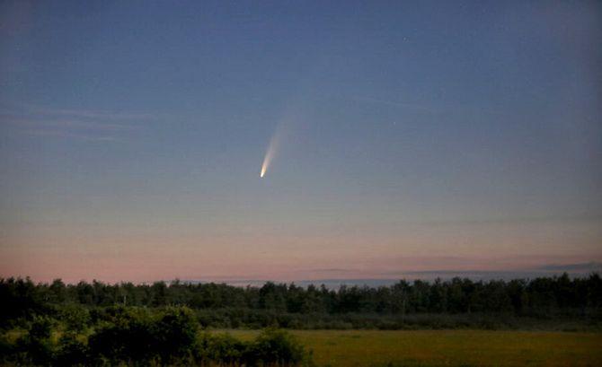 Комета в июле 2020: где и когда посмотреть волшебное небесное явление 6