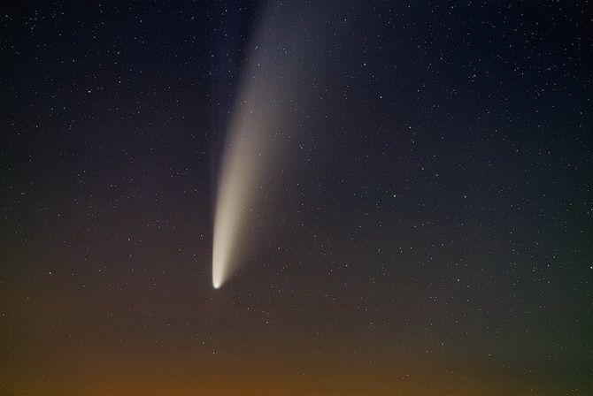 Комета в июле 2020: где и когда посмотреть волшебное небесное явление 8