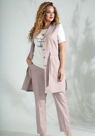 Літні штани на резинці: зручний і трендовий одяг в сезоні 2021-2022 60