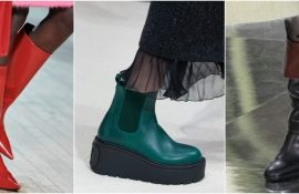 Fashionable women's shoes: main trends of the fall-winter 2020-2021 season