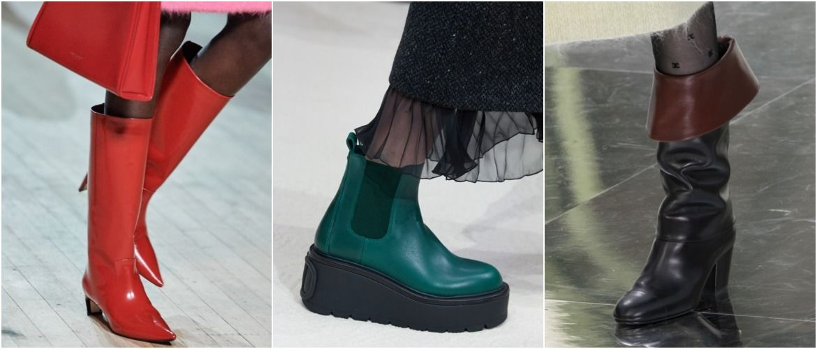 Fashionable women's shoes: main trends of the fall-winter 2021-2022 season