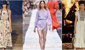 Льняное платье: ТОП-10 моделей 2021-2022 года