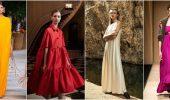 Широкі та розкішні: наймодніші розкльошені сукні 2021-2022 року