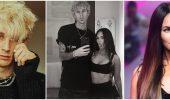 Рэпер Колсон Бэйкер и актриса Меган Фокс открыто демонстрируют свои чувства в соцсетях