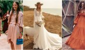 Платье в стиле бохо: какое выбрать в 2021-2022 году