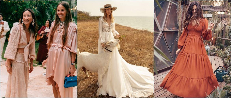 Сукня в стилі бохо: яку обрати в 2021-2022 році