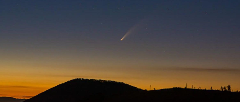 Комета в июле 2020: где и когда посмотреть волшебное небесное явление
