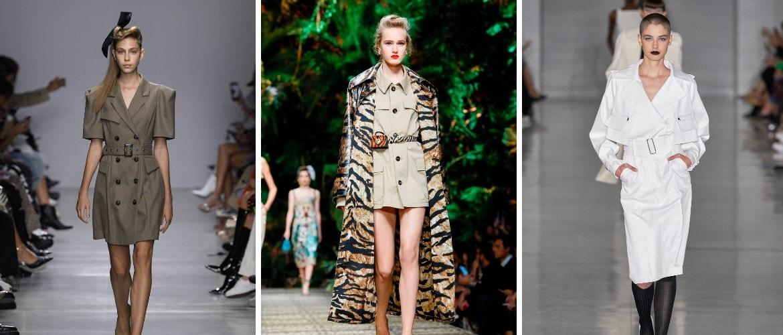 В стиле сафари: как выбрать модное платье 2020-2021 года