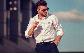 Модные летние мужские рубашки 2020-2021